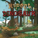 Illustration: Rupert the Dinosaur book cover